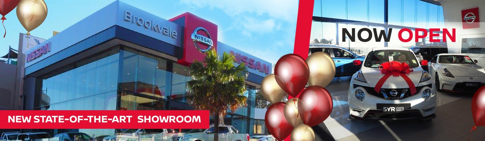 Brookvale Nissan l New Showroom