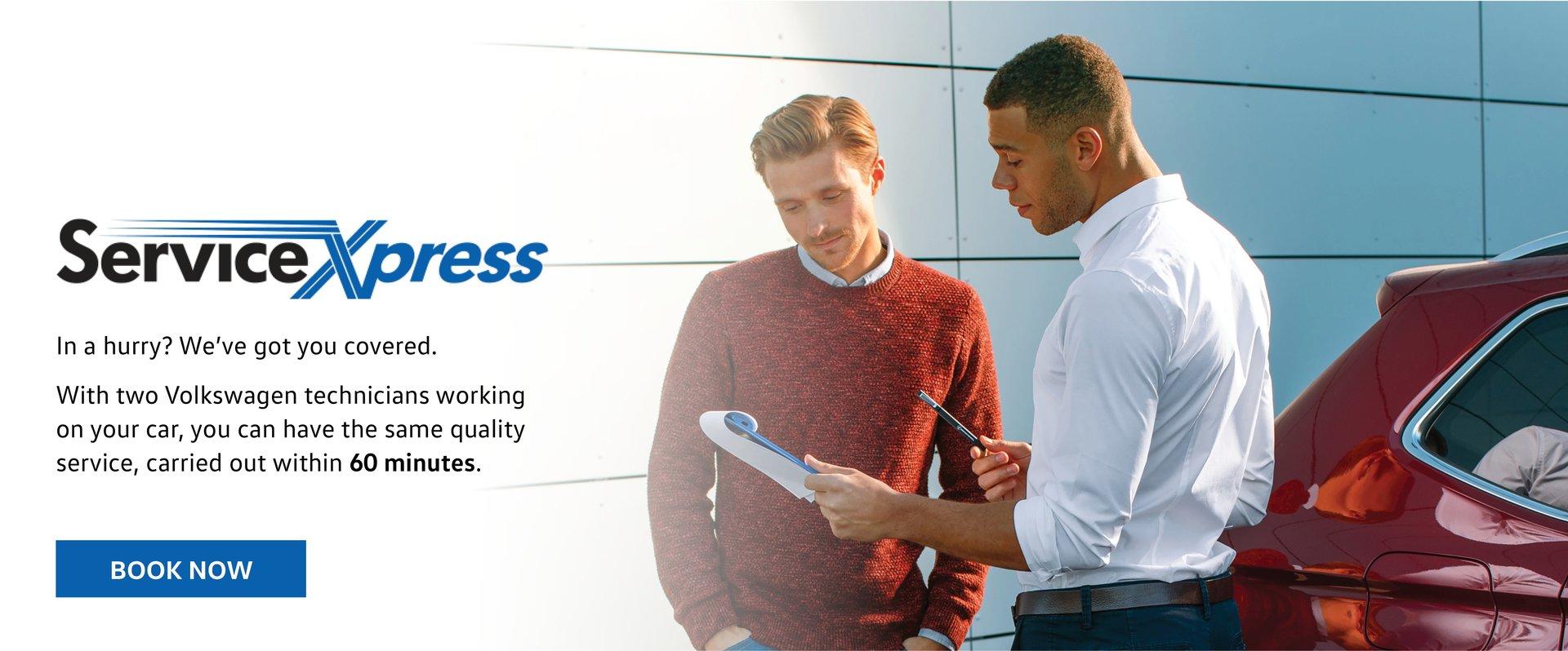 McCarroll's Service Xpress