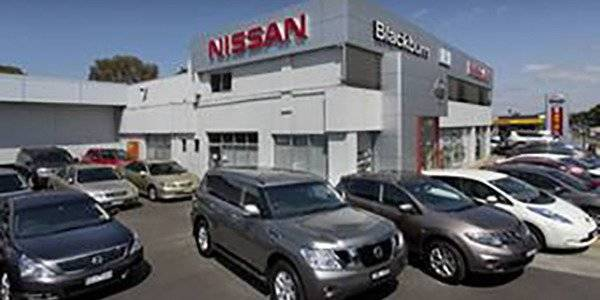 Blackburn Nissan