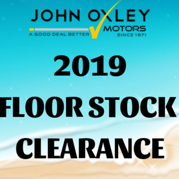 January Floor Stock Clearance Small Image