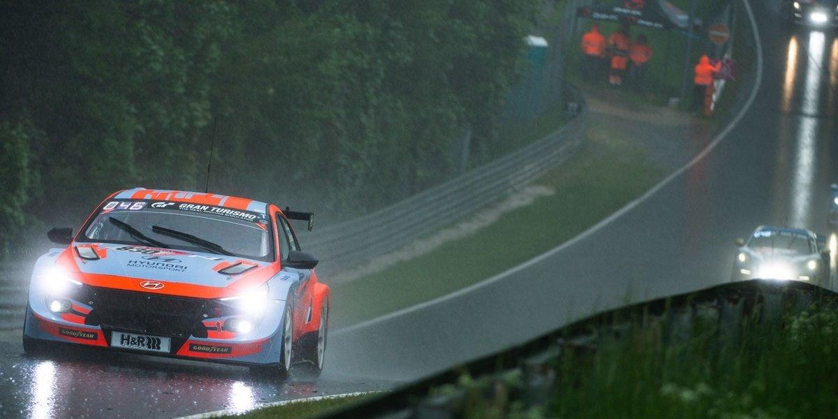 blog large image - Hyundai Motorsport takes tremendous 1-2 finish at the 2021 Nürburgring 24 Hours.
