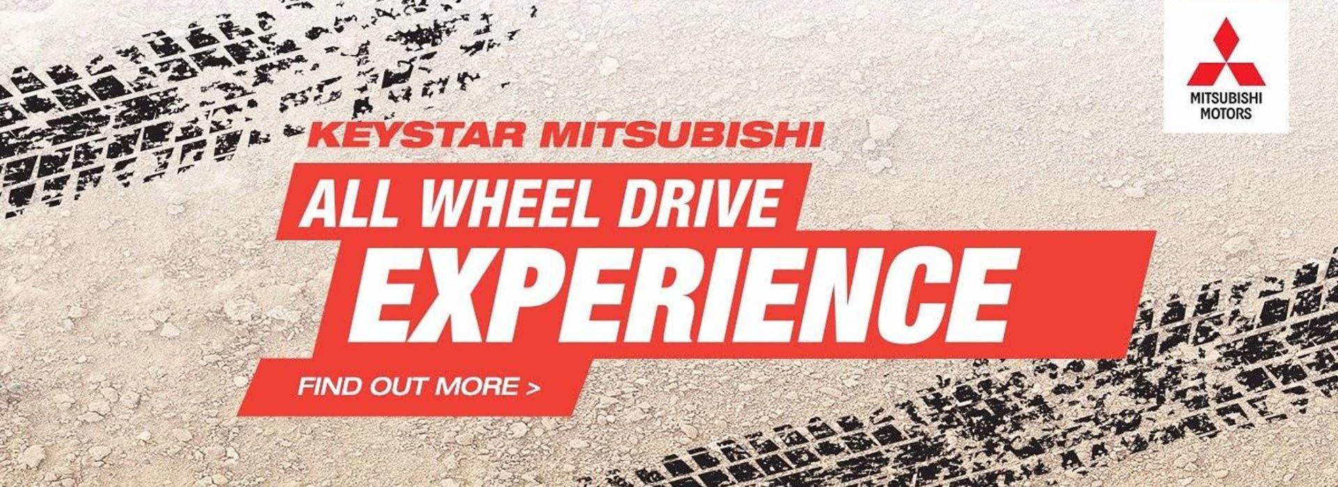 Keystar Mitsubishi AWD Experience