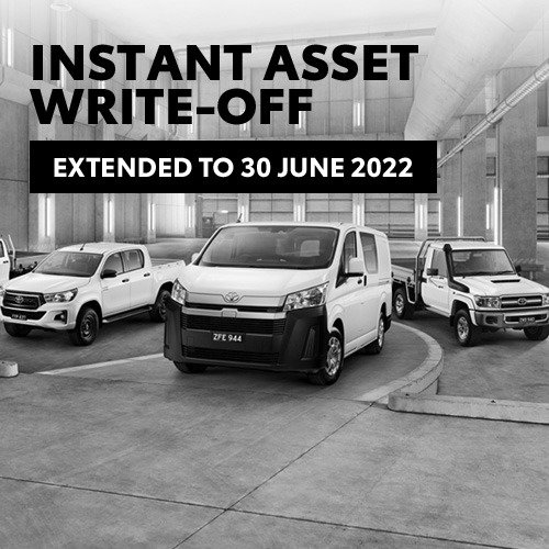 In case you're not aware, as part of the 2020-21 Budget the Federal Government announced a further extension and updated rules for the Instant Asset Write-Off Scheme to assist businesses with the purchase of assets.