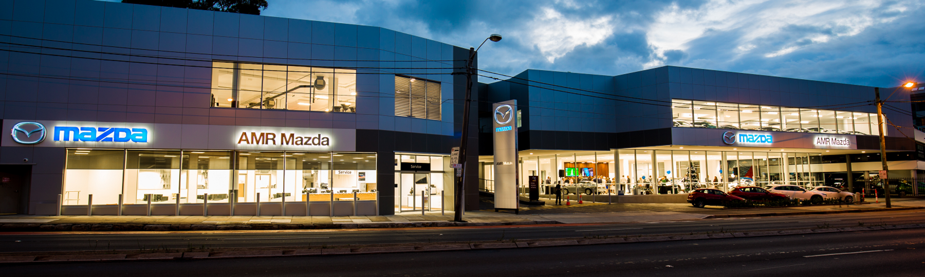 Inner West's New Home of Mazda