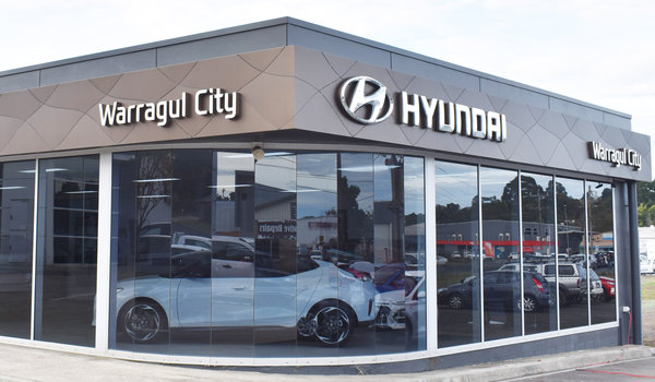 Warragul City Hyundai Sales and Service Centre