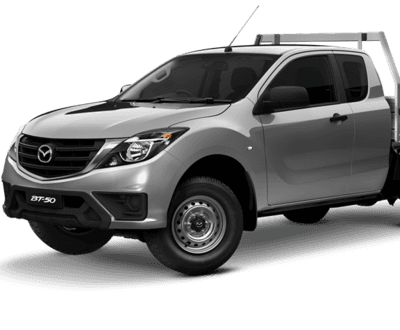 Mazda BT 50 4x4 Freestyle Cab Chassis XT Aluminum Metallic image