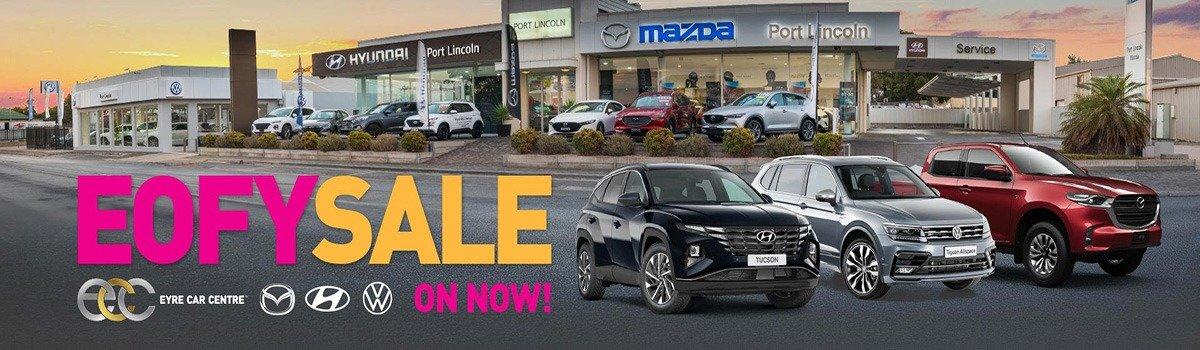 Eyre Car Centre | EOFY Sale! Large Image