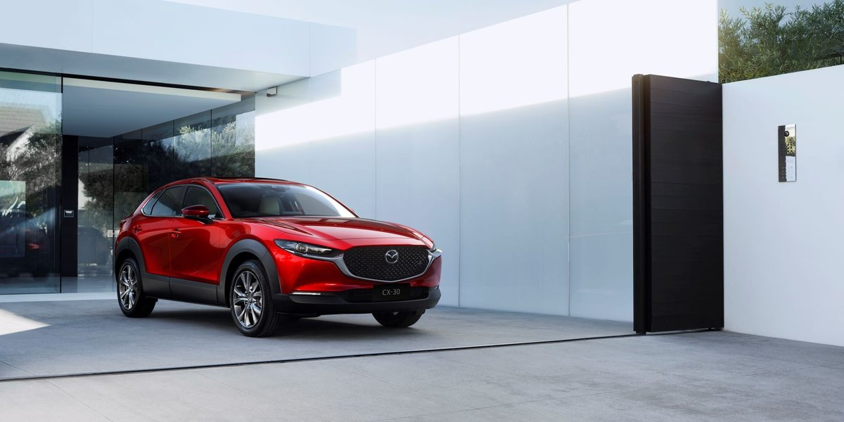 blog large image - Cruising in Style: A Closer Look at Mazda's CX Range