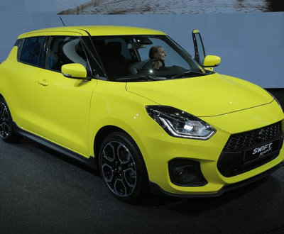 John Patrick Prestige Cars New Swift Sport image