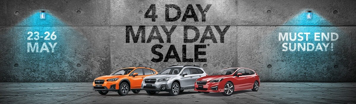 4 Day May Day Sale Large Image