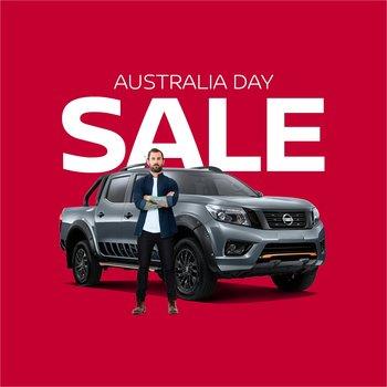 Australia Day Sale Small Image
