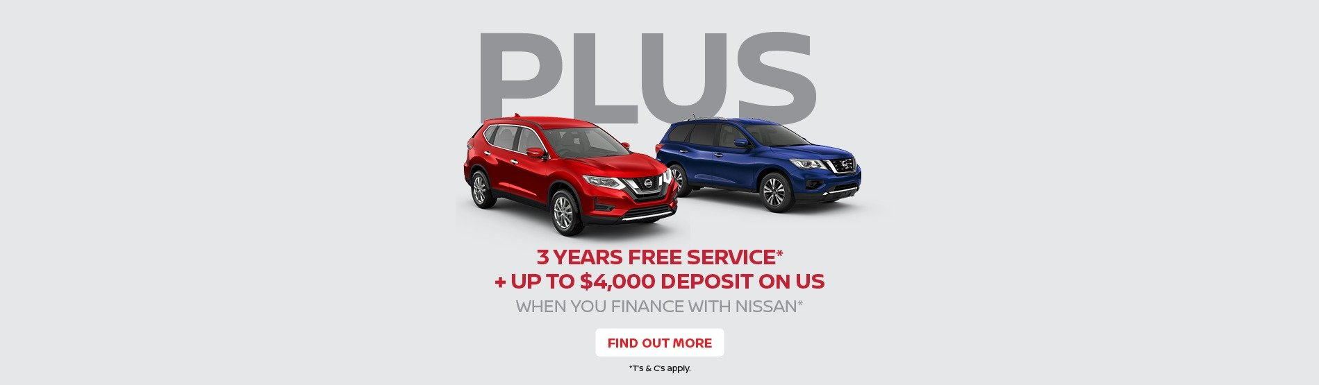 Nissan Plus Offer