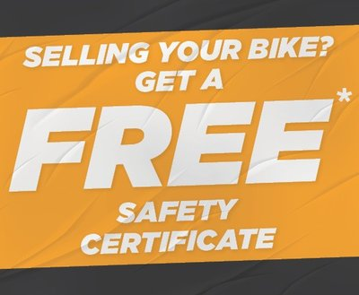 Free Motorcycle Safety Certificate image