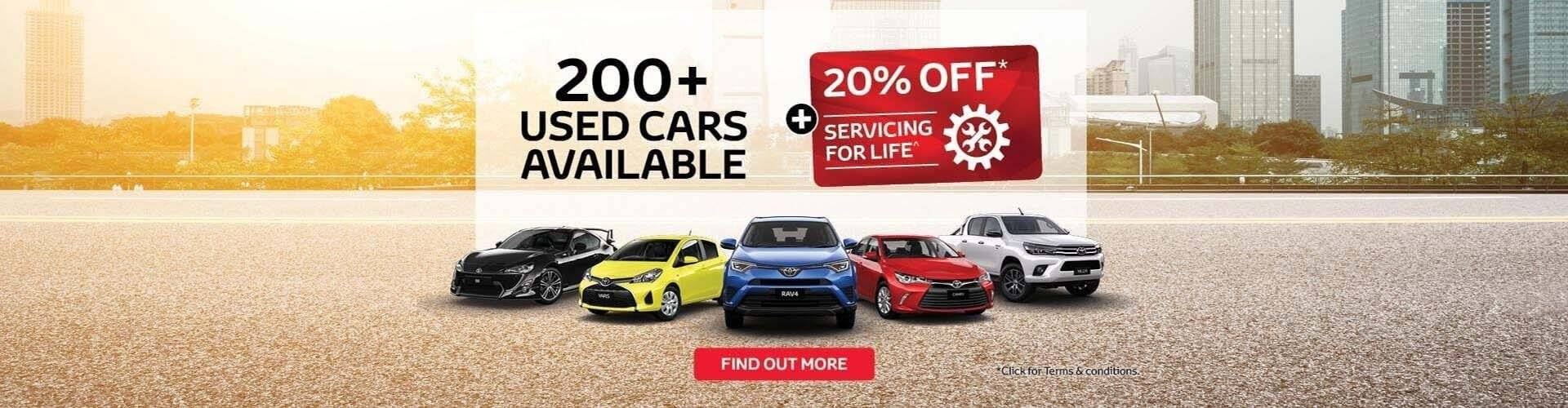 Used Cars Available