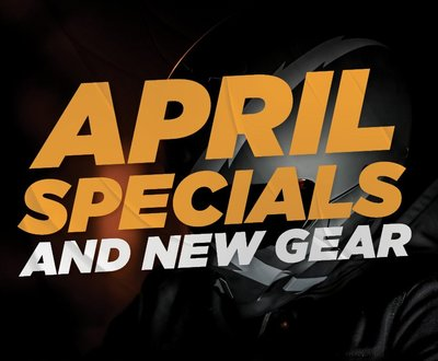 TeamMoto April Accessory Clearance image