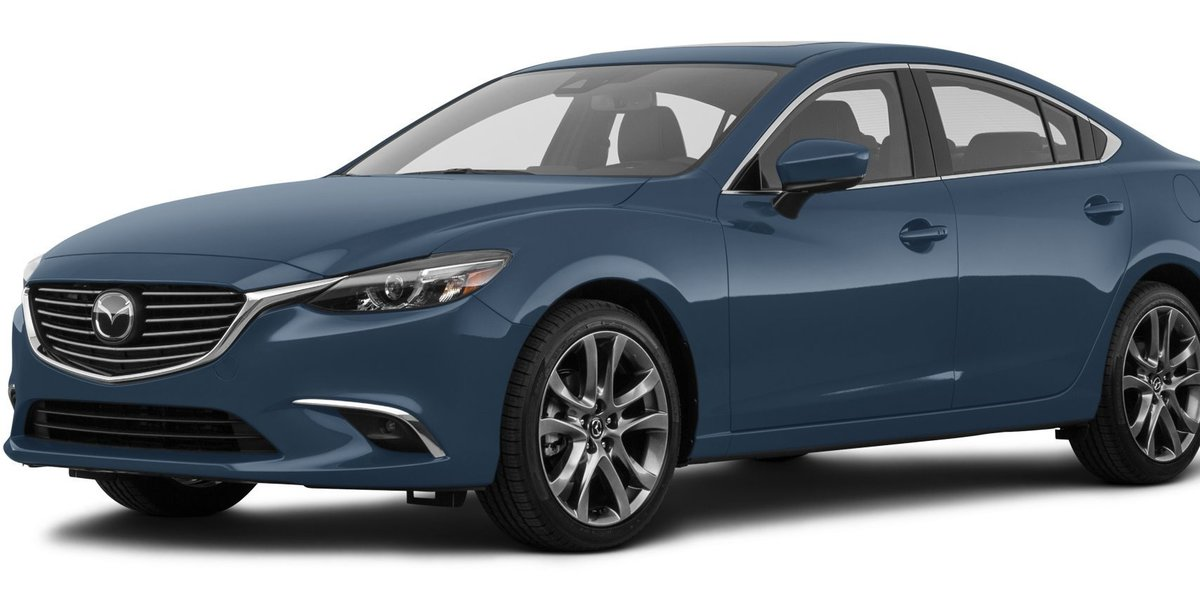 blog large image - A Brief Comparison: The Toyota Camry SL V6 v The 2018 Mazda 6 GT