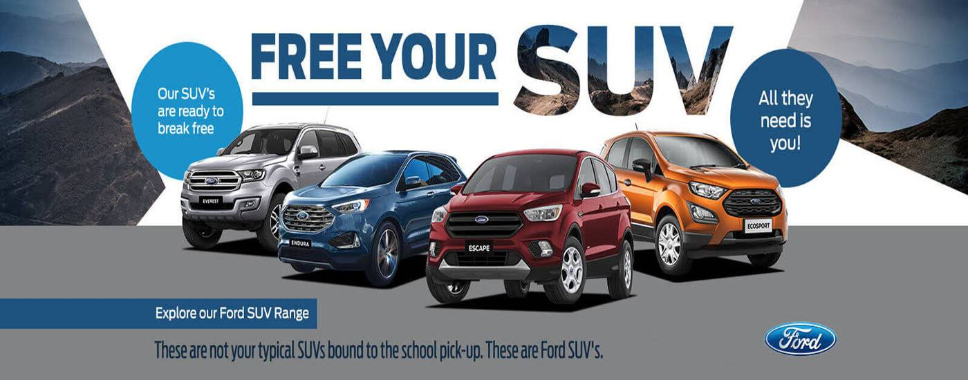 Free Your SUV