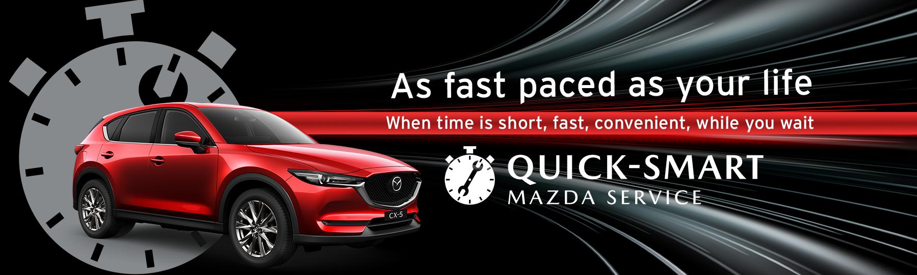 Mazda Quick Smart Service