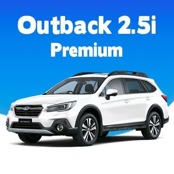 Outback 2.5i Premium $39,990 Small Image