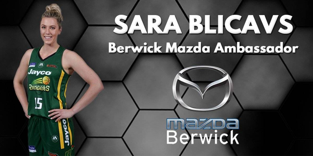 blog large image - Meet our new Ambassador - 6 reasons to love WNBL star Sara Blicavs