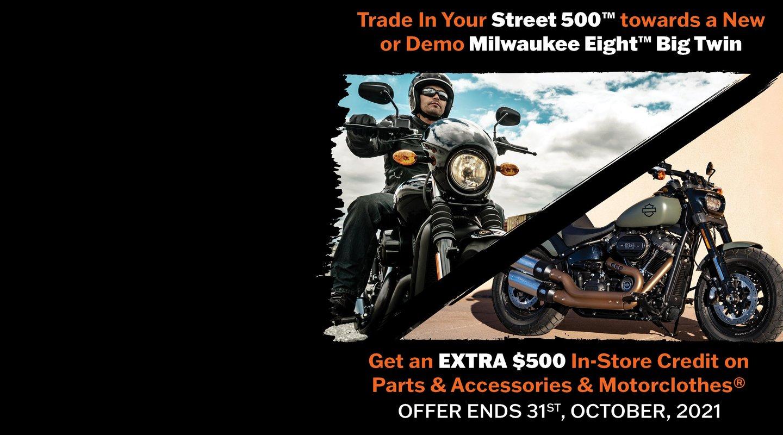 XG500 Trade Up