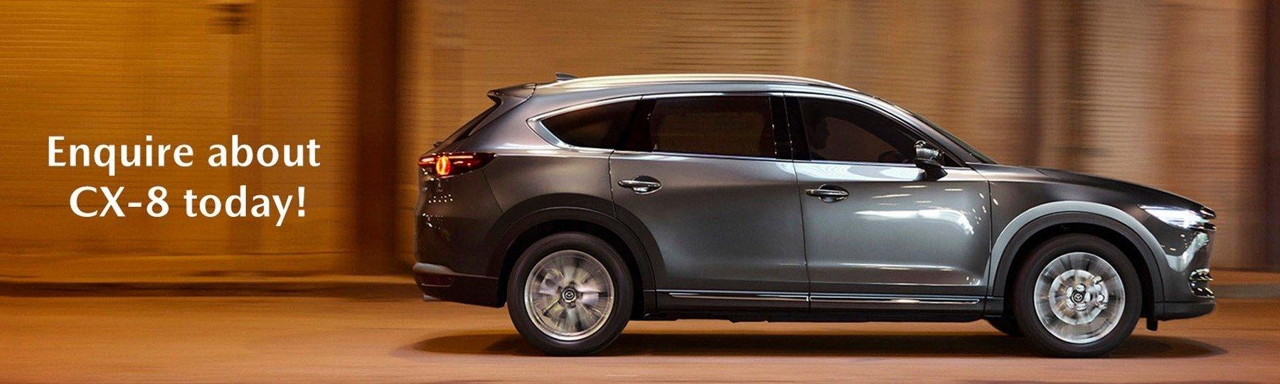 Ryde Mazda | Mazda CX-8