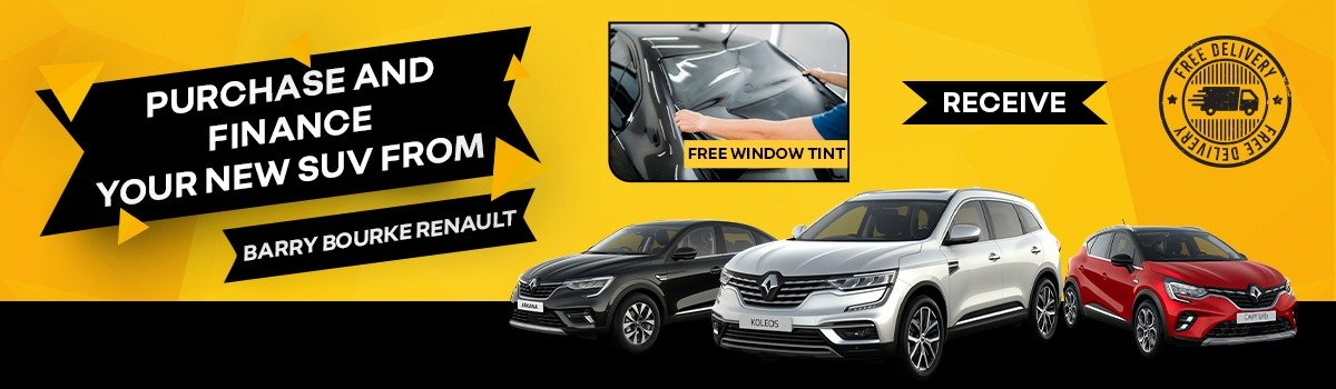 Exclusive to Barry Bourke Renault! Large Image