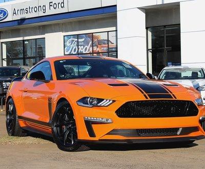 Mustang R-Spec image