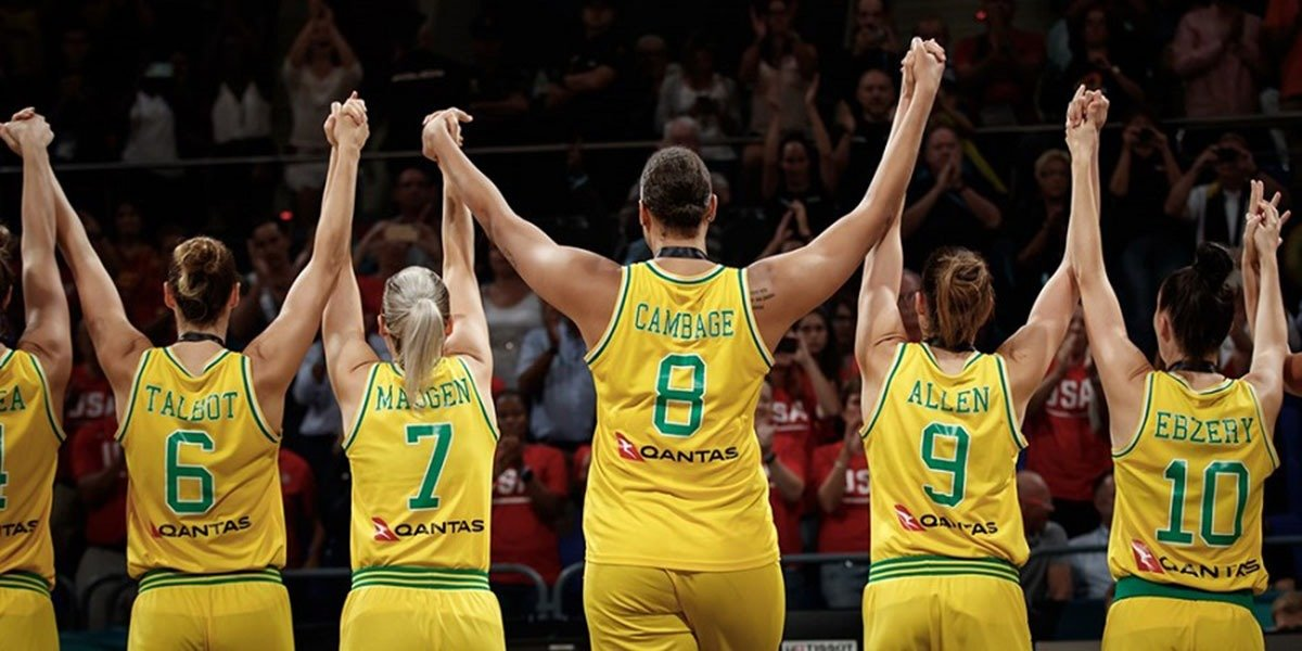 blog large image - Three Rangers named in Opals Asia Cup Squad - Berwick Mazda