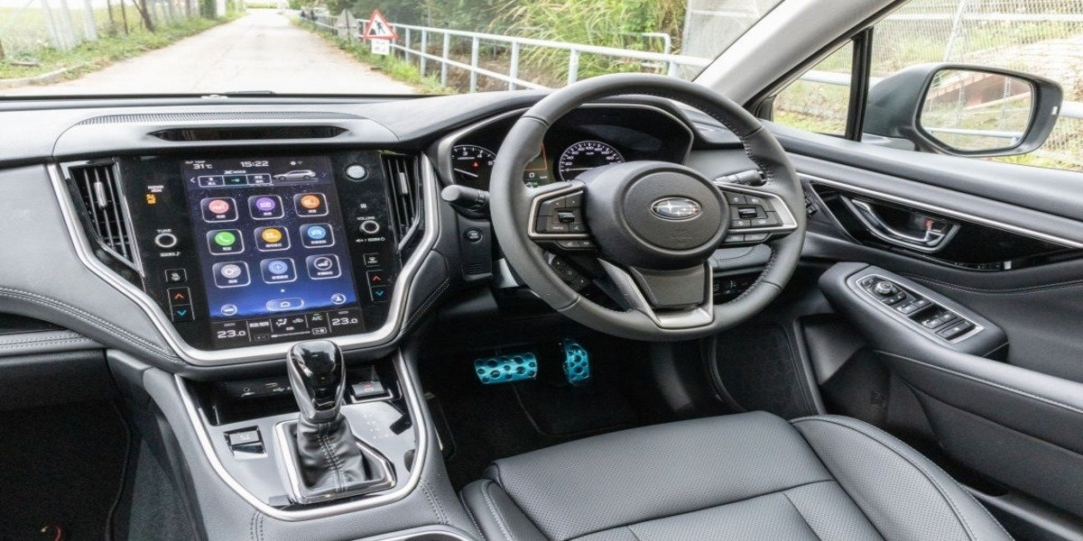 blog large image - The Subaru Canberra review of the all-new Subaru Outback All-Wheel Drive