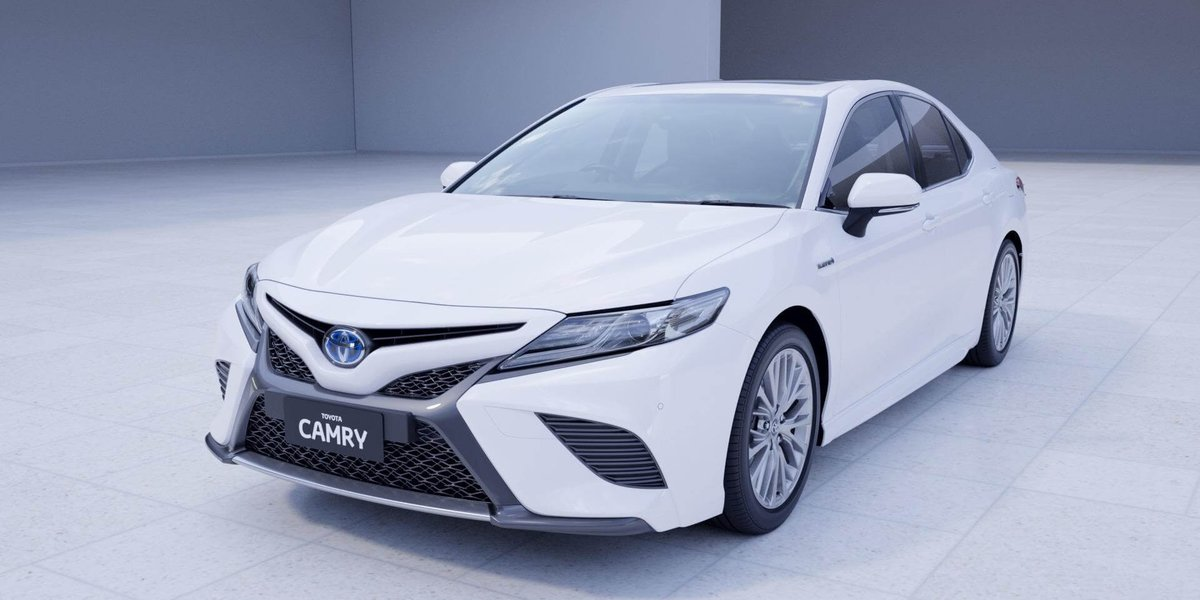 blog large image - Test Drive the Toyota Camry Hybrid TODAY | Ken Mills Toyota