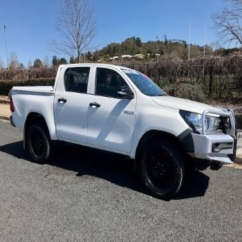 2016 Toyota Hilux Work Mate Dual Cab Manual Small Image