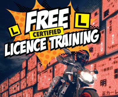 free-training image