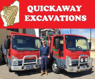 Quickaway Excavations image