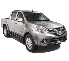 4WD Manual Transmission, Double Cab