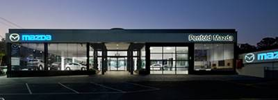Welcome to Penfold Mazda