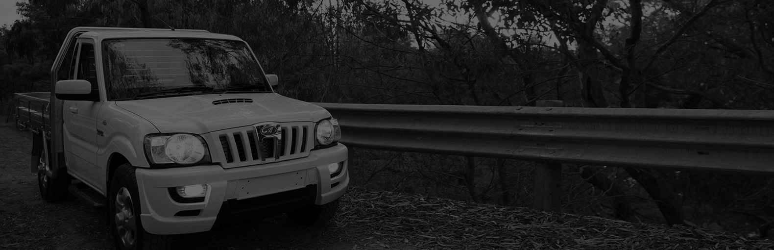 My Mahindra Pik-Up featuring Matthew HaydenEaton Locking Differential
