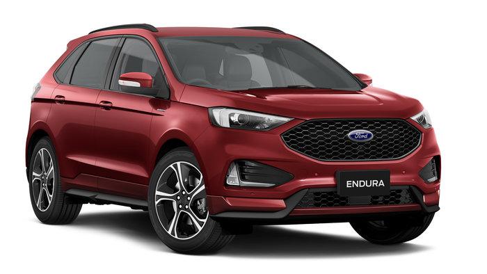 2018 ENDURA ST-Line CA ST-Line Wagon 5dr SelectShift 8sp FWD 2.0DT [MY19]