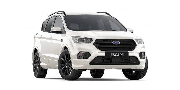 2018 Escape ST-Line AWD