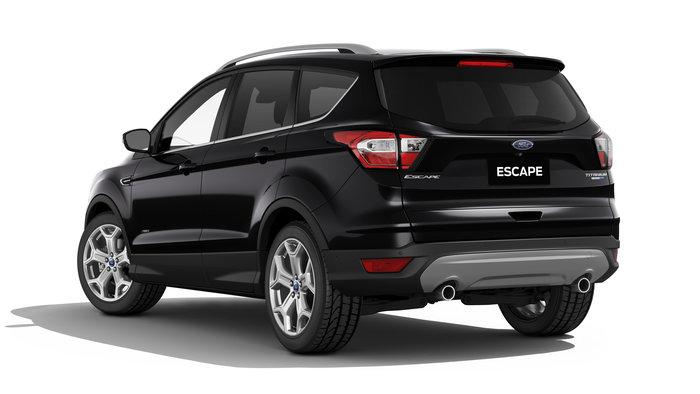 2018 ESCAPE Titanium ZG Titanium Wagon 5dr Spts Auto 6sp AWD 2.0T [MY18.75]
