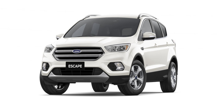 2018 Escape Trend <br/> Contact Brighton Ford at 61-63 Nepean Hwy Brighton VIC 3185, www.brightonford.com.au<br/>bfnew@brightonford.com.au 03 85318555. Give us a call today to come and view the all new<br/>updated MY19 Ford Ranger! Everything you need in a 4x4 Vehicle, inc Tow Bar, Tub Liner, Sports Seats, Privacy Glass.<br/>*****Now with Standard 5 Year unlimited KM Warranty.*******<br/>***ABN HOLDERS INTERNET SPECIAL***<br/>- All stock must clear, so ask us what we can do to help you with a new vehicle.<br/>- Very Competitive Tailored Finance Packages.<br/> - Top Trade in Prices paid!!<br/>- Award winning Customer Service and great offers to match. Our Bayside Highway location, just 13km out of the Melbourne City makes dealing with us accessible to everyone.<br/> We are here to enhance your buying experience to remember for a long time to come.<br/>We are a trusted and reputable company that offers a purchasing experience of the highest level. Your satisfaction is our goal! If you cannot come to us, we can bring the vehicle to you. All trade ins welcome. On all vehicles we can offer: Fast finance approvals, after market accessories. Also on-site servicing available in our fully equipped workshop. You wont be disappointed!<br/>This vehicle is offered for sale with: Drive away pricing with on road costs included. Competitive Finance packages tailored to suit both business and private buyers so dont forget to check it out when you visit us. We can also ship our vehicles anywhere in Australia at great rates should you need this facility. All you need to do is enquire here and now!