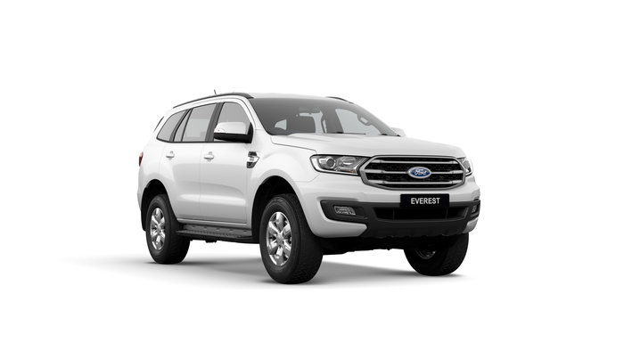 2018 EVEREST Ambiente UA II Ambiente Wagon 5dr Spts Auto 6sp RWD 3.2DT [MY19]