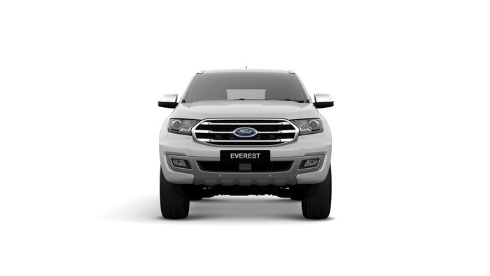 2018 EVEREST Titanium UA II Titanium Wagon 7st 5dr Spts Auto 10sp 4WD 2.0DTT [MY19]