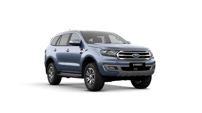 2018 EVEREST Trend UA II Trend Wagon 7st 5dr Spts Auto 10sp 4WD 2.0DTT [MY19]