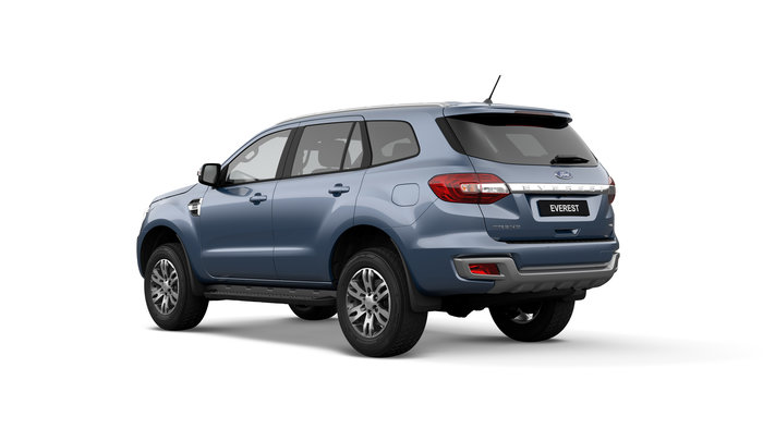 2018 EVEREST Trend UA II Trend Wagon 7st 5dr Spts Auto 6sp 4WD 3.2DT [MY19]