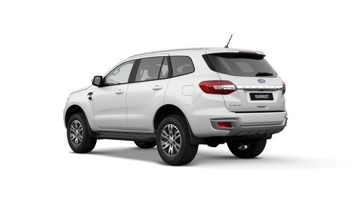 2018 EVEREST Trend UA II Trend Wagon 7st 5dr Spts Auto 10sp RWD 2.0DTT [MY19]