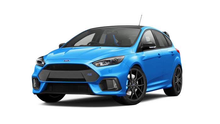 2018 FOCUS RS Limited Edition