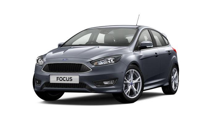 2019 FOCUS Titanium SA Titanium Hatchback 5dr Auto 8sp 1.5T [MY19.25]