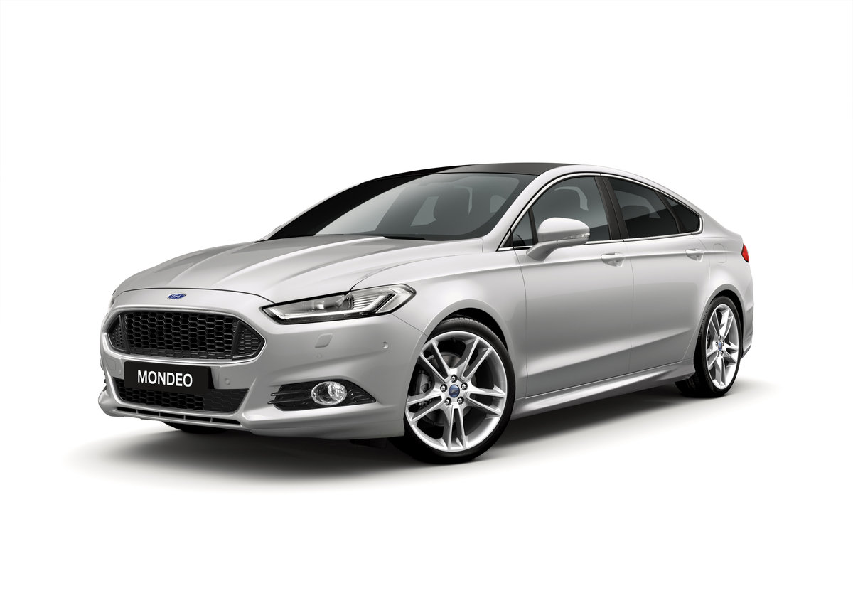 2018 ford mondeo titanium md moondust silver for. Black Bedroom Furniture Sets. Home Design Ideas