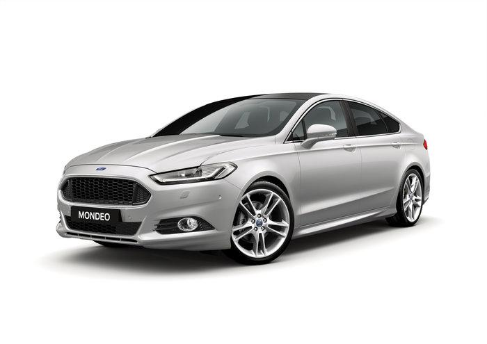 2018 MONDEO Titanium MD Titanium Hatchback 5dr SelectShift 6sp 2.0T (5yr warranty) [MY18.25]